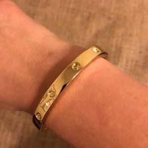 Jewelry - Gold Love Bracelet